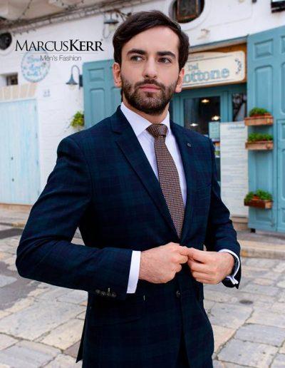 Moda męska garnitury
